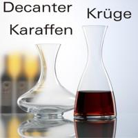Decanter / Karaffen / Krüge