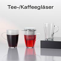 Tee-/Kaffeegläser