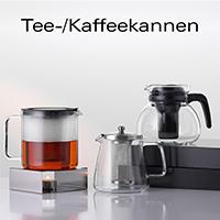 Tee-/Kaffeekannen