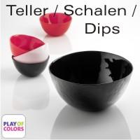 Schalen / Teller / Dips