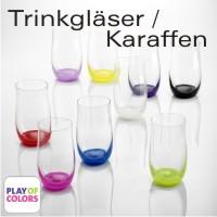 Trinkgläser / Karaffen