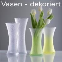 Vasen - dekoriert