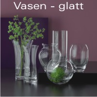 Vasen - glatt