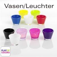 Vasen / Leuchter