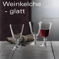 Weinkelche - glatt