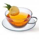 2er-Set Teetassen mit Unterteller Marie - 290 ml
